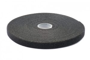 25m roll of 19mm velcro for data cable management and professional installation