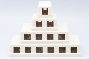 Surface Mount Keystone Boxes